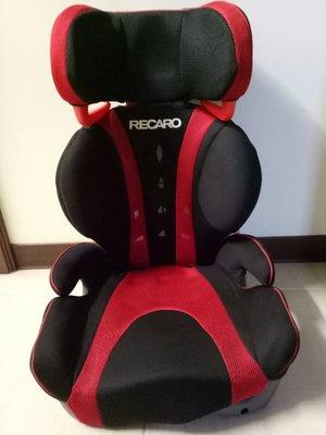 德國RECARO兒童汽座椅於F1 賽車選手『側面包覆性強的專用賽車座椅』為寶貝們打造安全舒適(二手品)特價4000元