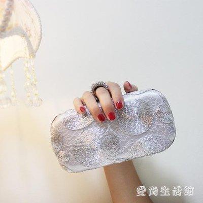 宴會包 戒指頭晚宴手包水鉆女包手拿小包單肩包斜跨包歐美 AW9389