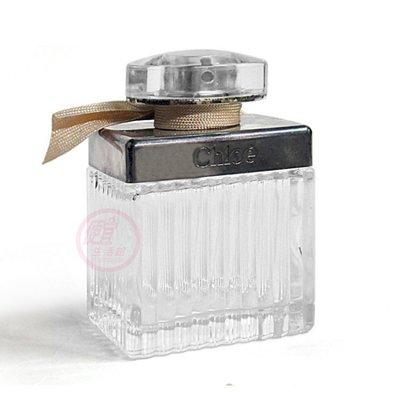 便宜生活館【香水空瓶】Chloe 經典同名 女性淡香精 75ML空瓶 原裝公司貨空瓶 (可超取) 台中市