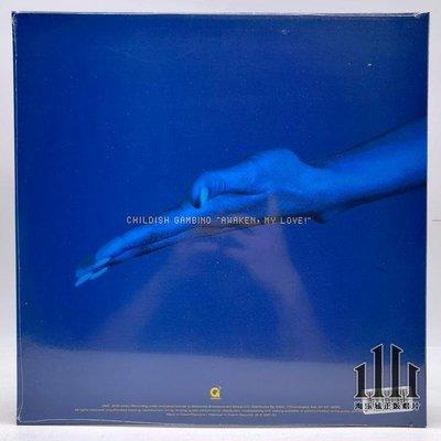 爆款CD.唱片~現貨】CHILDISH GAMBINO AWAKEN MY LOVE! LP 黑膠唱片