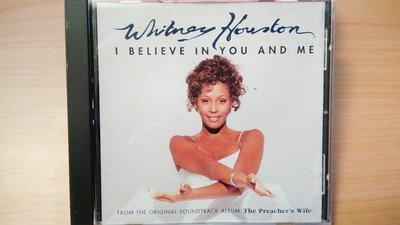 ## 馨香小屋--Whitney Houston 惠妮休斯頓 單曲--I Believe In You And Me