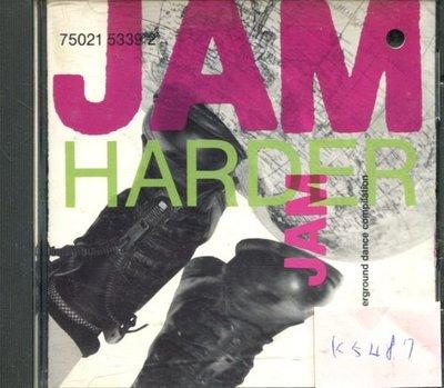 *真音樂* JAM HARDER / THE A&M UNDERGROUND 二手 K5487(封面打洞)(清倉.下標賣2)