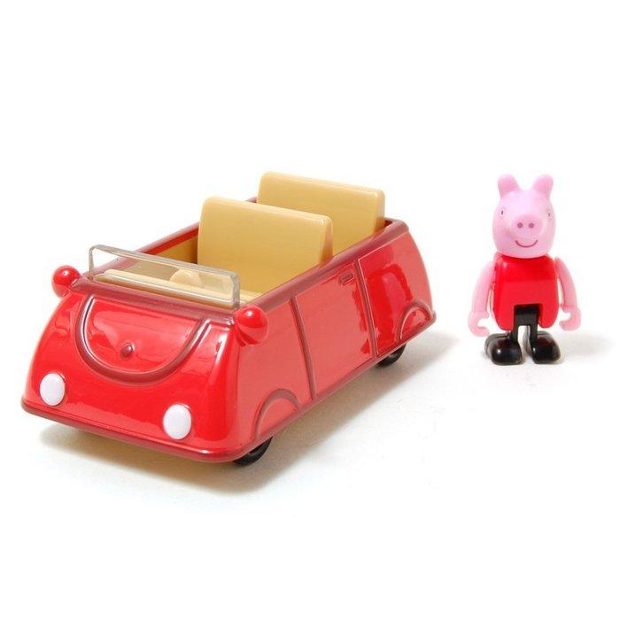 4165本通 Dream騎乘系列-佩佩豬 4904810131267  下標前請詢問