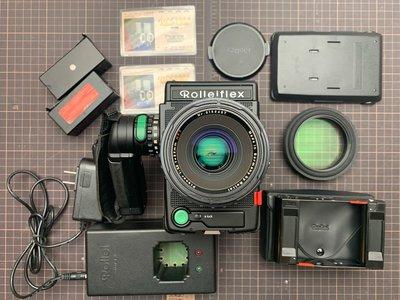 Rolleiflex  6008E