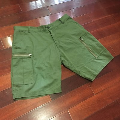 [RiggaLAB] 日本 Interbreed tactical shorts 工作休閒短褲/口袋/工裝/墨綠