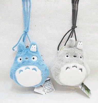 *凱西小舖*日本進口宮崎駿正版龍貓TOTORO&中藍龍貓造型收納/零錢包