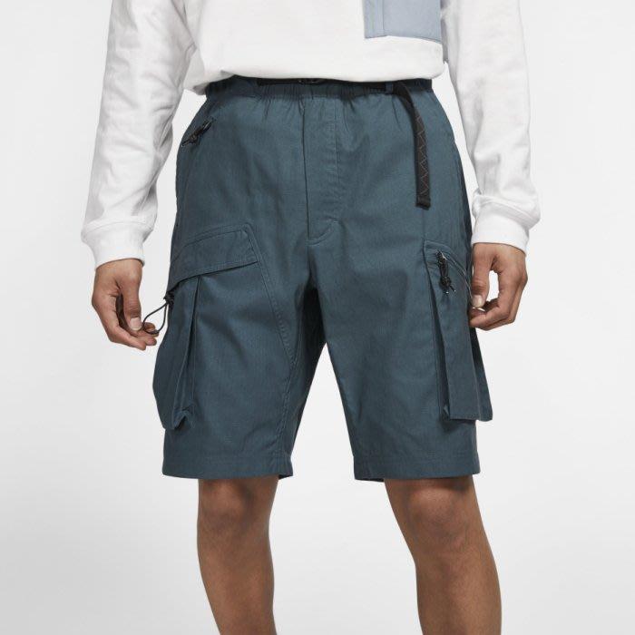 【Basa Sneaker】NIKE ACG 男子工裝短褲 BQ7285-328