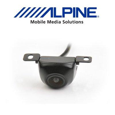【ALPINE】HCE-C91C 高感度車用倒車鏡頭  自動白平衡.竹記公司貨