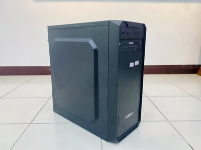 YAMA 機殼 8G/512G/AMD Athlon 200GE 組裝桌上型電腦主機 #二手機 #錦州店 22222