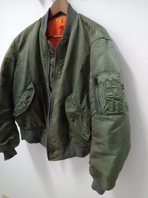 1999低價起標!!美軍大廠alpha ma1美國製 飛行夾克(b15 公發 迷彩 越戰 m51 m3b)