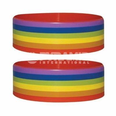 英國進口手環 11 PEACE PRIDE 彩虹 rainbow
