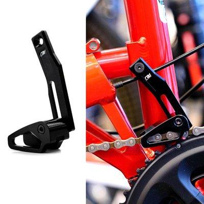 自行車配件 腳踏車配件 臺灣rad BIRDY鳥車單盤牙盤免裝護盤防掉鏈器擋鏈器 良品優舍