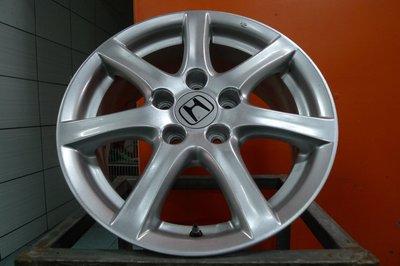 小李輪胎 16吋5孔114.3 HONDA 原廠 中古鋁圈 只有一顆 可拆賣 CRV 雅哥 八代 九代 喜美 本田 豐田