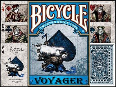 【USPCC撲克】Bicycle Voyager Playing Card 航海家單車撲克