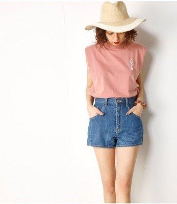 【GaGa日本代購】現貨 SLY 挺版顯瘦牛仔短褲