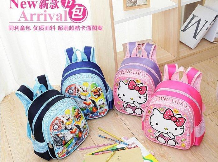 東大門平價鋪   韓版男童女童卡通雙肩背包,可愛幼兒園寶寶書包,小學生書包