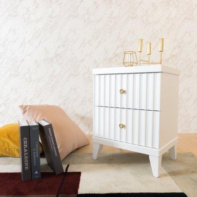 美式 輕奢 收納櫃 床頭櫃 皆可訂製【帷圓定制】