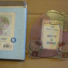 Hello Kitty AND MIMMY 2003年2R相架