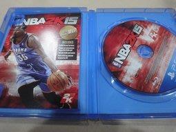 二手良品~* PS4 勁爆美國職籃 2K15 PS4 NBA 2K15 PS4 NBA2K15 中英文合版【遊戲頻道】