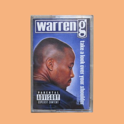 JCI:Warren G -1997 Take a Look Over Your Shoulde 西岸 / G-Funk