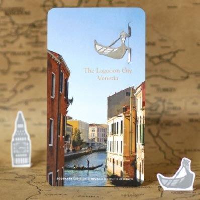 【象牙cute ta】韓國 Bookfriends book mark  _ Venezia  書的朋友書籤  威尼斯