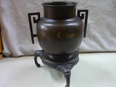 二手舖~NO.2 日本青銅器 花瓶