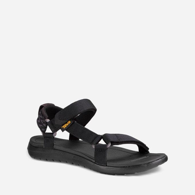 [WALKER 休閒運動] TEVA Sanborn Universal水陸2用運動涼鞋 女1015160BLK