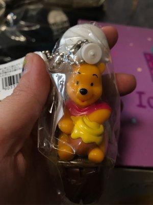 Winnie the Pooh 匙扣