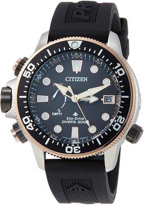日本正版 CITIZEN 星辰 PROMASTER BN2037-11E 手錶 男錶 光動能 30週年限定 日本代購
