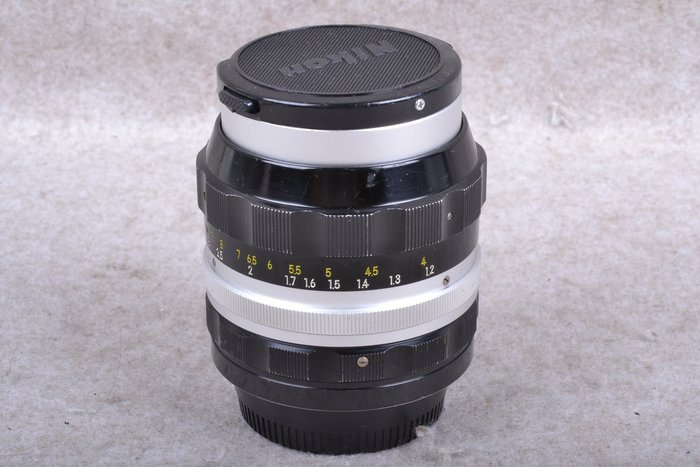 【品光攝影】NIKON NON Ai 105mm F2.5 手動 定焦 FH#58288J