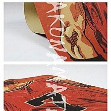 【貼貼屋】灌籃高手 宮城良田 7號 背影系列 懷舊復古 牛皮紙海報 壁貼 店面裝飾 經典動漫海報 778
