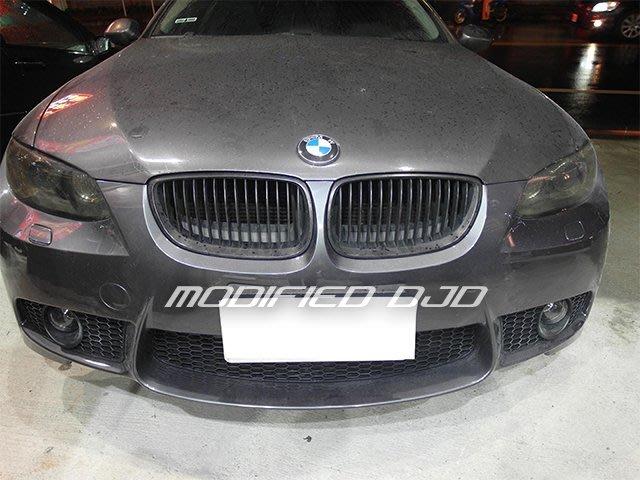 DJD 16 BM-H0533 BMW 寶馬 E92 07-09 2D M3 前保桿