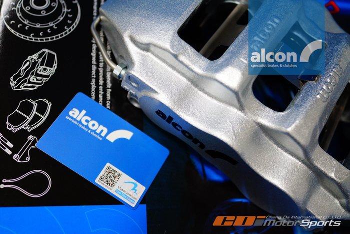 ㊣公司貨 英國頂級煞車系統 ALCON CAR97 六活塞卡鉗套裝組 355/380mm CAR98歡迎詢問 / 制動改