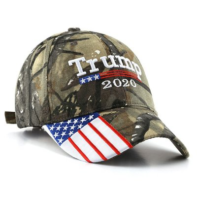 韓索依的賣場US presidential election Trump baseball cap trump hat embroi