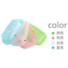 【魔法世界】韓國製 JMGreen 新鮮凍 RRePlus 副食品冷凍記錄儲存分裝盒(1格-600g)(顏色隨機)
