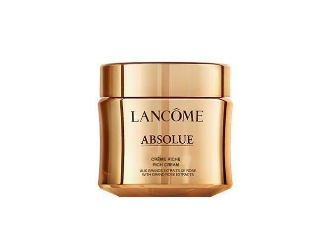 全新LANCOME 蘭蔻絕對完美黃金玫瑰修護乳霜 豐潤版 60ml