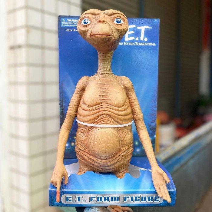 NECA 12吋E.T. 可動人型 商品尺寸:高30