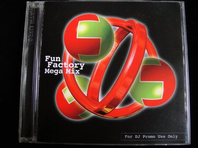 【198樂坊】Fun Factory- Mega Mix(I wanna be with you. ...)DP