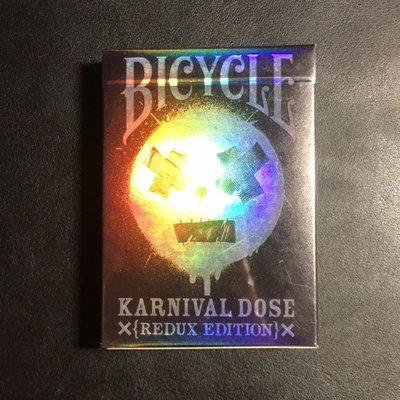 bicycle Karnival Dose Redux Limited Edition Foil Case