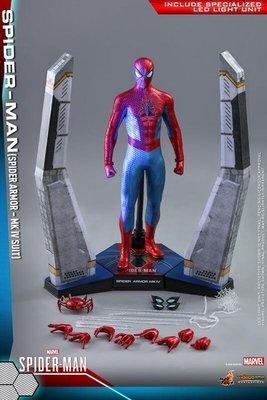 《瘋樂模玩》預購 21年第三季 野獸國 Hot Toys VGM43 蜘蛛戰甲 MK IV款 訂金1500尾款5400