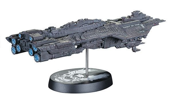【布魯樂】《缺貨中》[美版商品]《最後一戰 HALO》UNSC 火靈號 模型