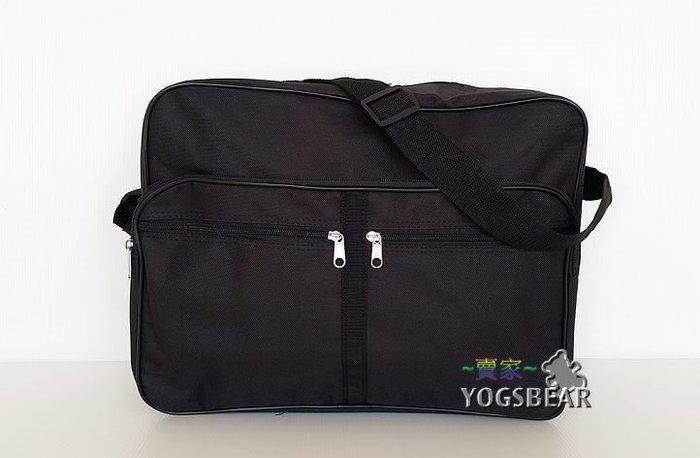 【YOGSBEAR】台灣製造 J  側背包 斜背包 休閒包 公事包 肩背包 護照包 工具包 書包 W~S 特大