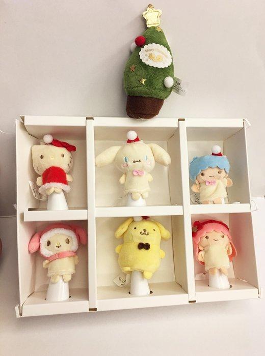 ^燕子部屋 ^三麗鷗大集合手指娃娃組盒
