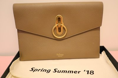 Mulberry 小牛皮 Clutch Bag