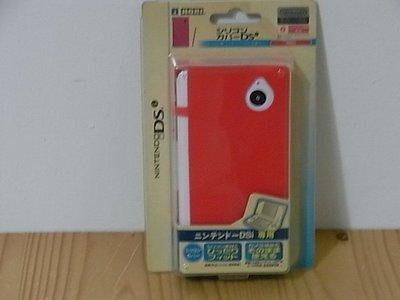 【小蕙館】電玩周邊~ NDSi 果凍套 ~ 紅色