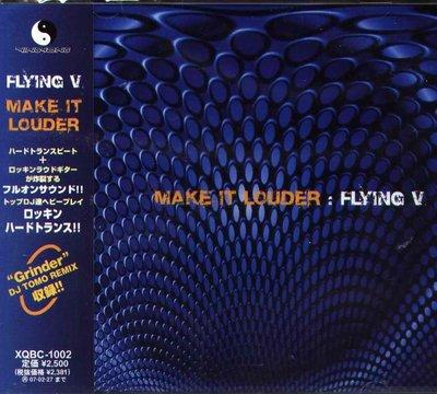 K - Flying V - Make It Louder - 日版 - NEW DJ Tomo