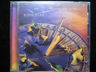 凱文柯恩 Kevin Kern - Beyond The Sundial 日規的那邊 - 時間之河 - 2001年版 - 251元起標  鋼琴 R19