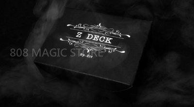 [808 MAGIC]魔術道具 Z deck 革命性最新產品
