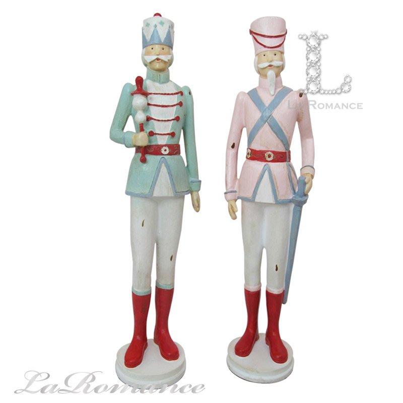 【芮洛蔓 La Romance】 德國 Heidi 童趣家飾 - 胡桃鉗將軍擺飾 (兩款) / 小孩、兒童房