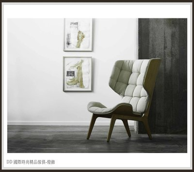 DD 國際時尚精品傢俱-燈飾NORR11 MAMMOTH FLUFFY(復刻版) 單人椅現品特價$42000